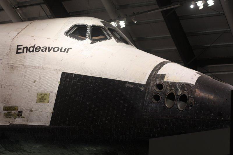 Endeavour nose