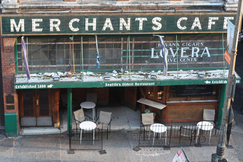 Merchants Cafe