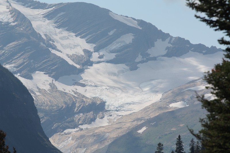 Snow @ Glacier National Park