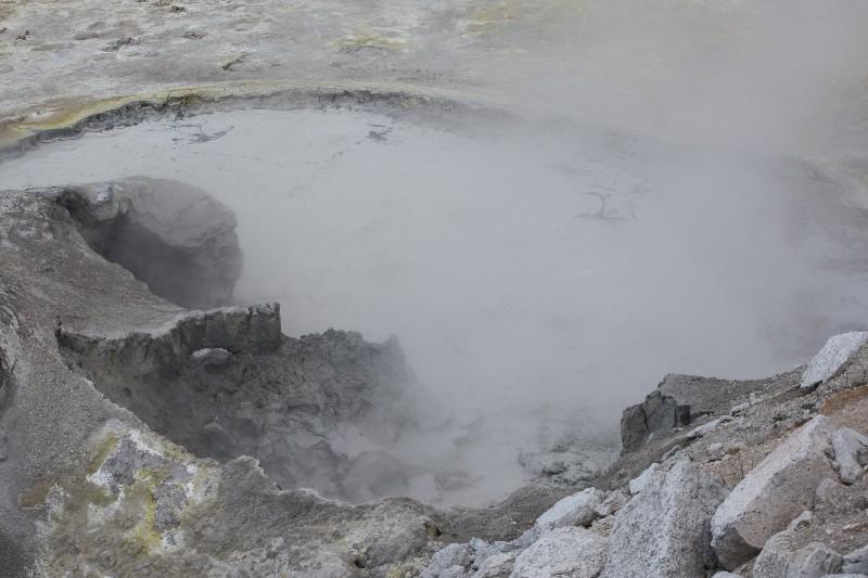 Sulfur Cauldron @ Yellowstone