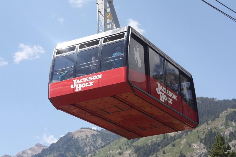 Jackson Hole Aerial Tram