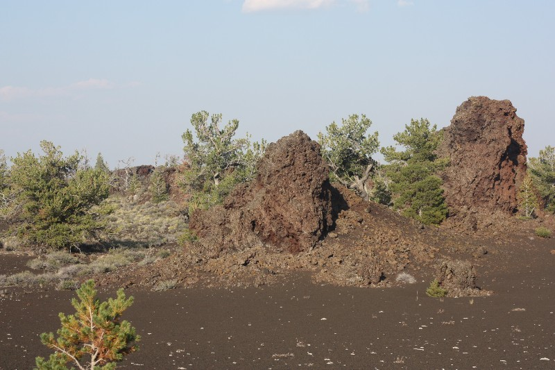 Craters of the Moon, ID