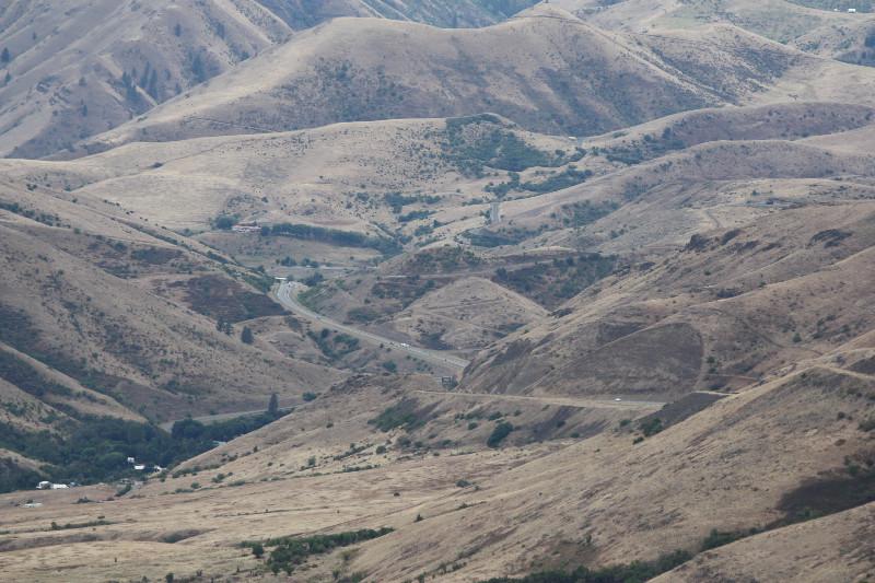Nez Perce territory, ID