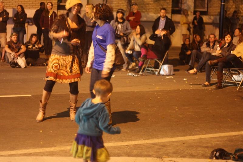 Dancing Tot