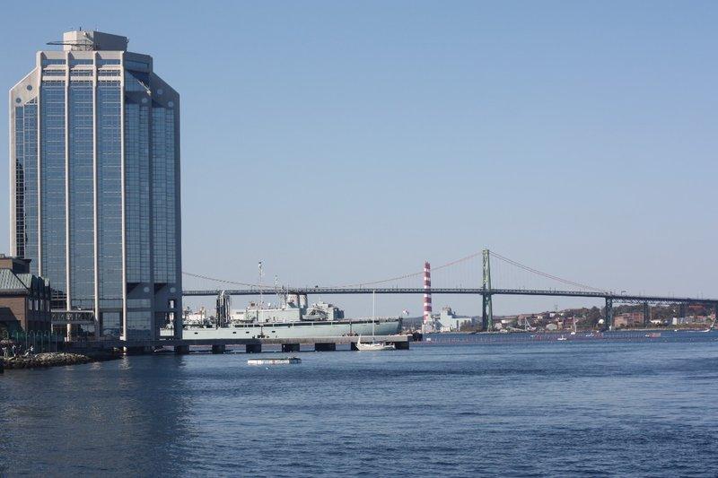 Angus L McDonald Bridge