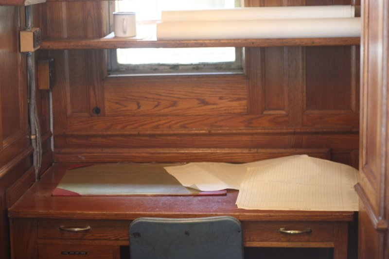 First Mate's Cabin, Acadia