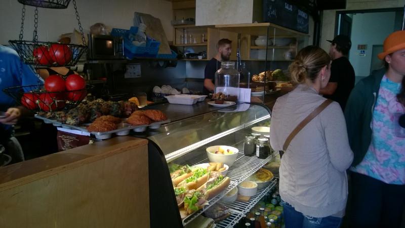 Parsonage Cafe, Fernwood