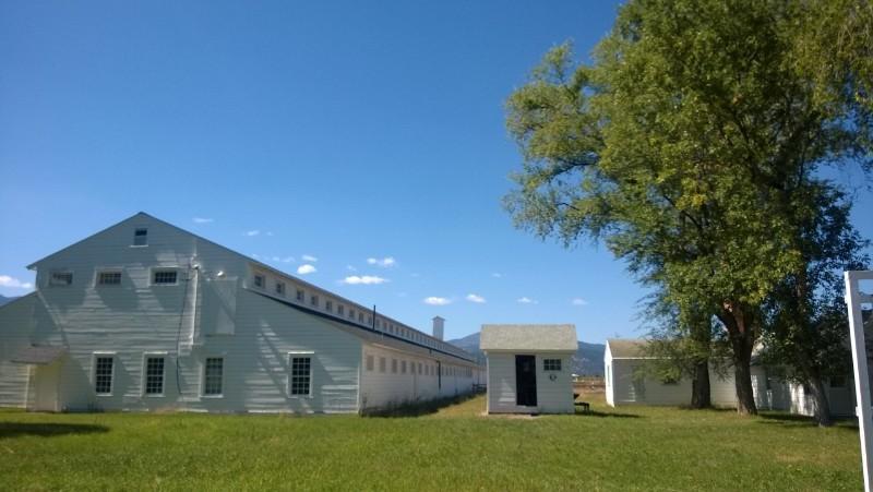 Fort Missoula Barracks