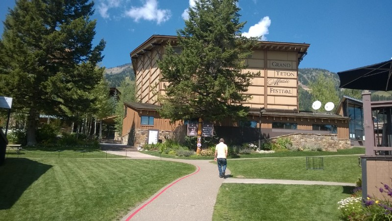 Arts Centre, Teton Village