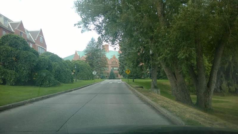 University of Idaho, Moscow