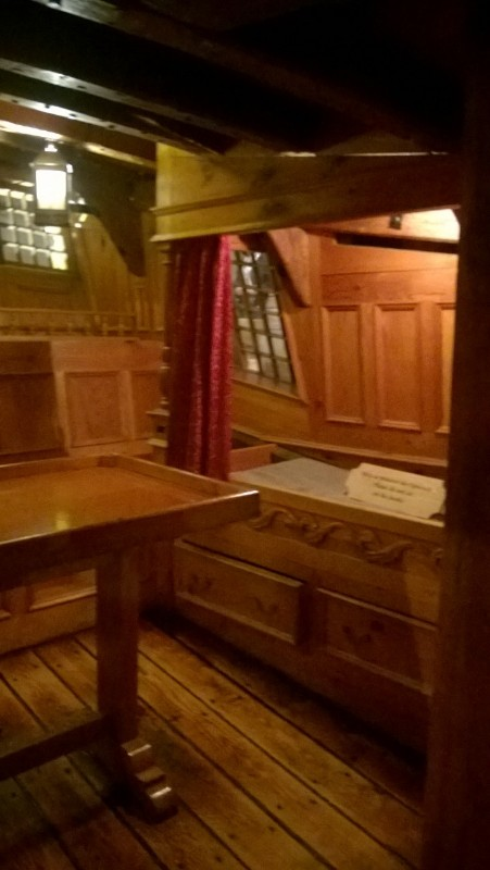 Main Cabin, Nonsuch