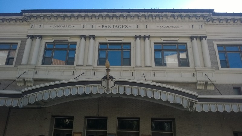 Pantage Playhouse