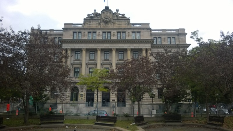 Archives Building, Montréal