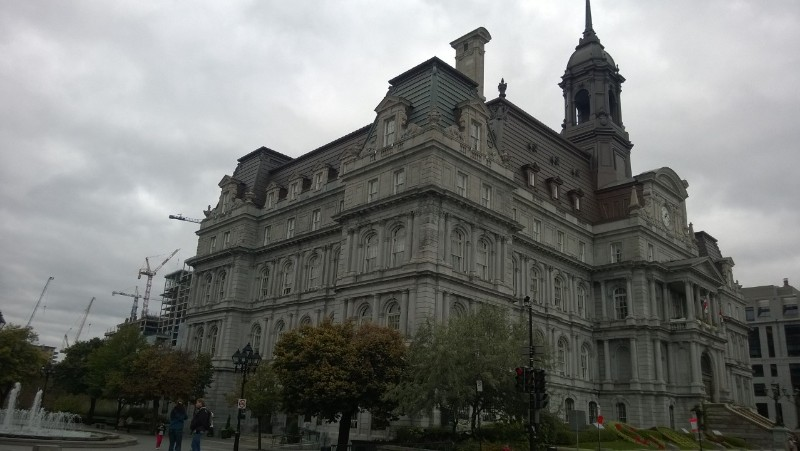 Town Hall, Montréal