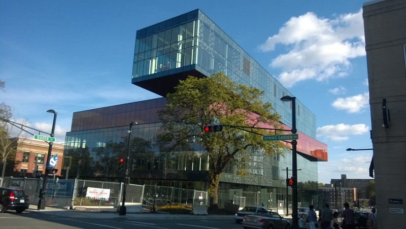 New Halifax Library