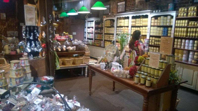 Peanut Shop, Savannah