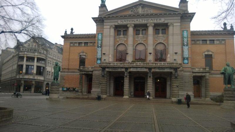 National Theatre, Oslo