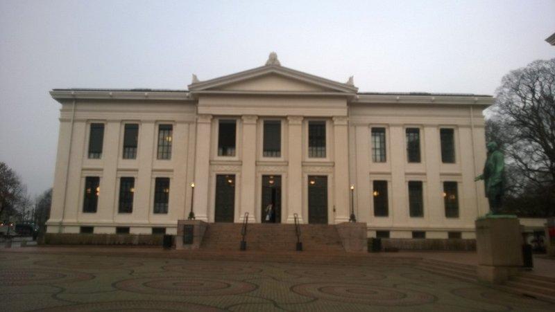 Law Library, Oslo University