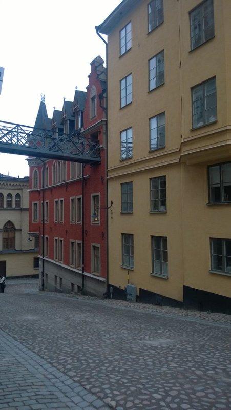 Blomkvist house