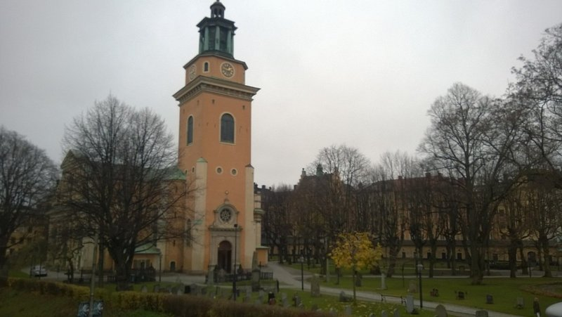 S:ta Maria Magdalena kyrka