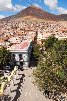 Arkada Cerro Rico ile Potosi