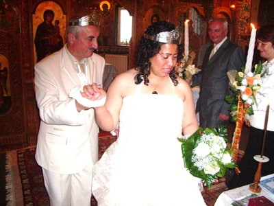 Simonette and Daniel Brebenariu's Religious Wedding
