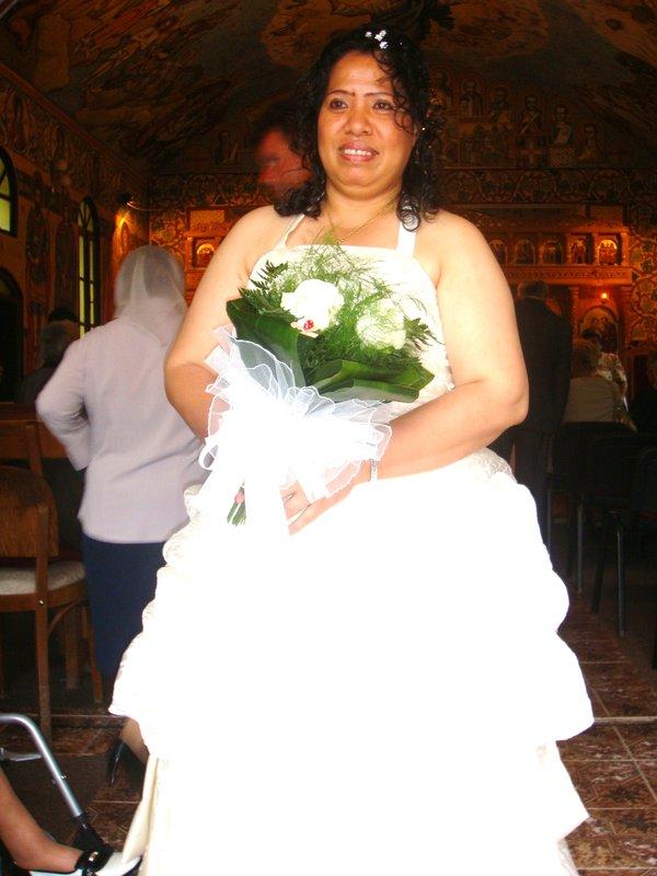 Simonette and Daniel Brebenariu's Religious Wedding
