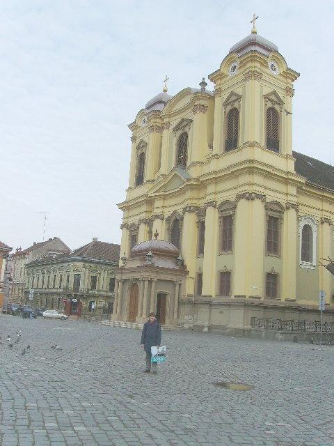Roman Catholic Church,Timisoara,Romania