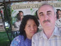 Simonette and Daniel Brebenariu