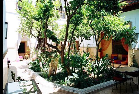 Garden riad Wardat Rih