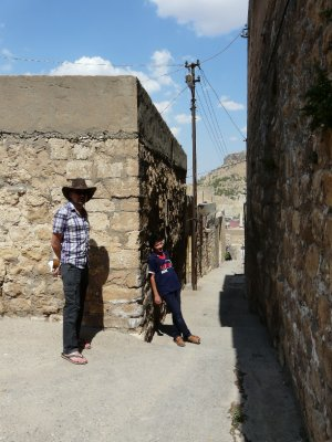 roaming around in Mardin