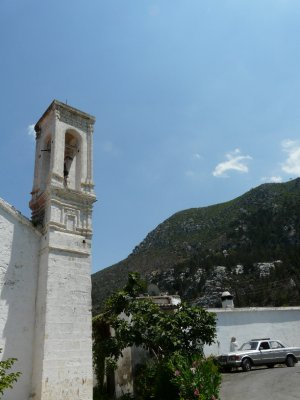 Church at Karaman village