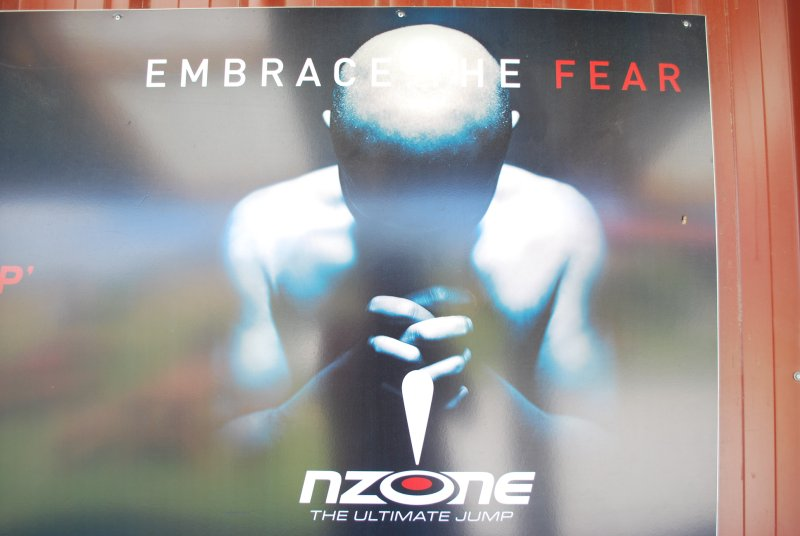 Embrace the Fear