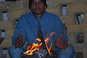 Suresh fire
