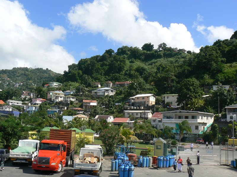 Finally Arriving in Bequia