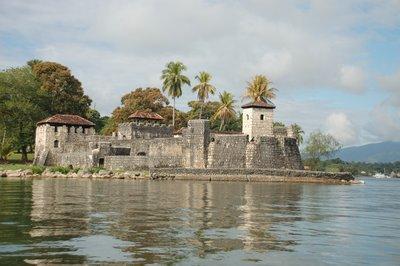 GUA121 Castillo de San Felipe [Rio Dulce]