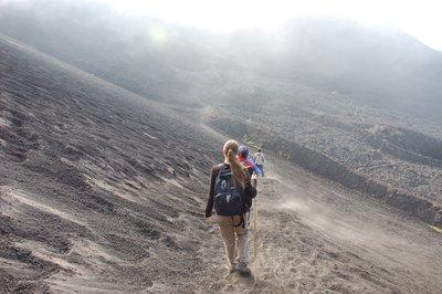 GUA173 Rio Grande Flow [Volcan Pacaya]