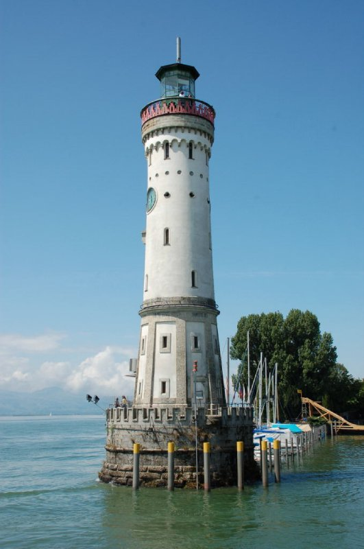 GER232 Lindau Lighthouse [Lindau]