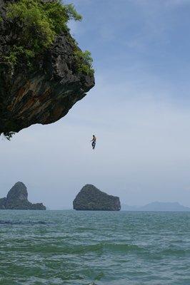 aa climb koh yao noi thailand 2