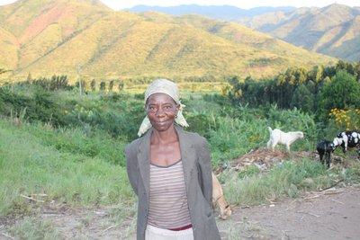 rwenzoris woman