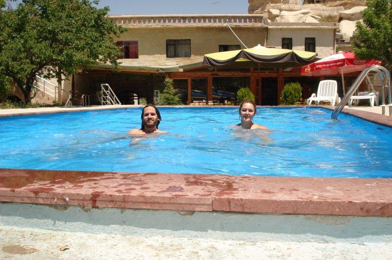 Pool at Rock valley