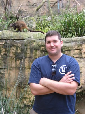 Mike and the rock wallaby Sydney, 澳大利亚 Travellerspoint旅游照片图片