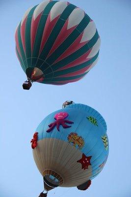 aquarium balloon