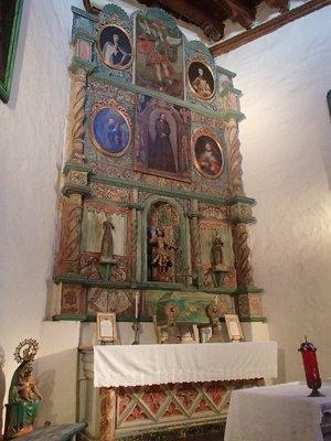 inside San Miguel
