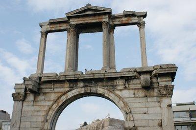 hydrians Arch