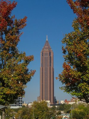 Fall in Atlanta