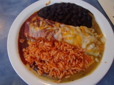 Christmas Enchiladas