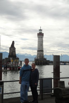 Curt and I in Lindau