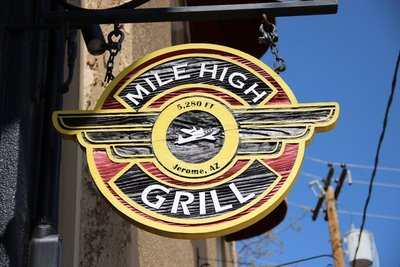 Mile High Grill