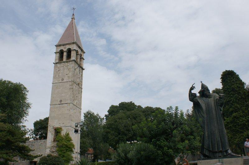 Mestrovic statue